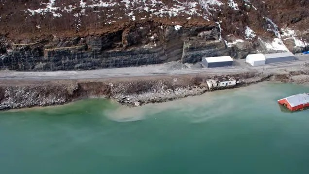 A Strange Underwater Landslide Causes Serious Damage In Norway