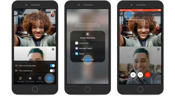 La ilustración del artículo titulado La última característica de Skype le ayudará a mostrar a sus padres cómo usar su nuevo teléfono