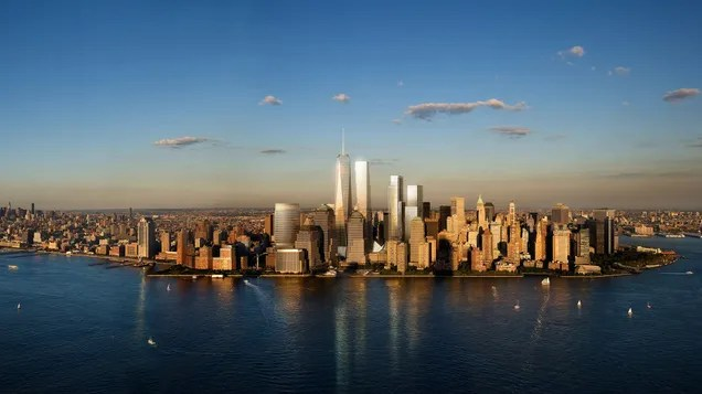La última torre del World Trade Center es un prodigio de la arquitectura