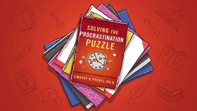 Solving the Procrastination Puzzle: A Concise Guide to Strategies for Change best book procrastination