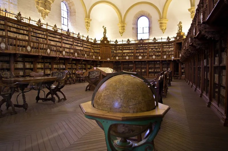 Lose Yourself In These Photos Of Europe's Most Magnificent Libraries