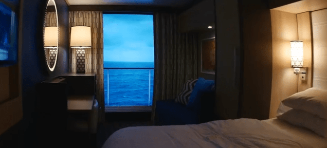 A Look at How Royal Caribbean's New Virtual Balconies Work