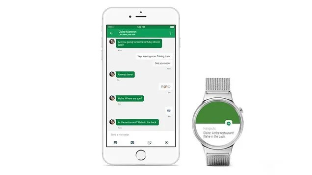 Android Wear ya es compatible con iOS