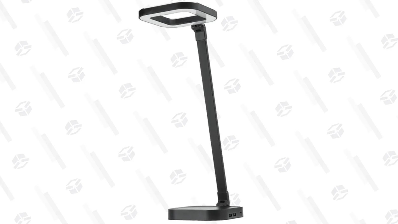 This Led Desk Lamp Can Charge Your Phone And Doesn T Need