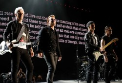 U2 provides too many fucks on the unbearable Songs Of Expertise
