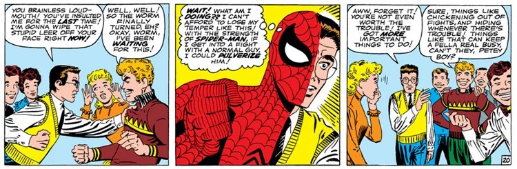 Forget Spidey, When Will Movies Give Us a Decent Peter Parker?