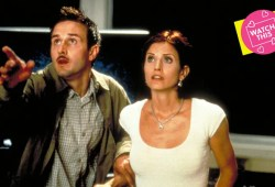 There's a fairly charming romantic comedy smuggled into the margins of Scream 2
