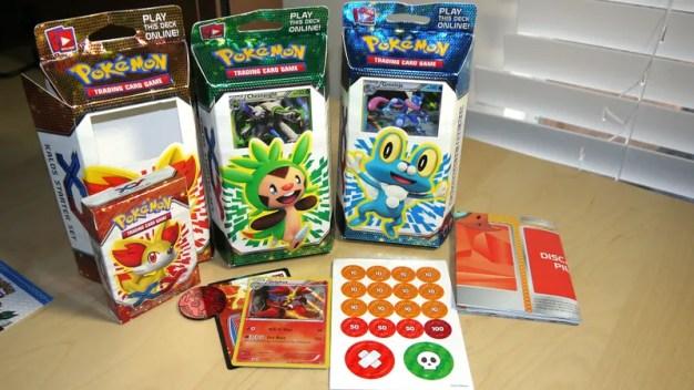 Resultado de imagem para pokemon tcg theme decks