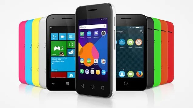 This Indecisive Smartphone Can Run Android, Windows, or Firefox OS
