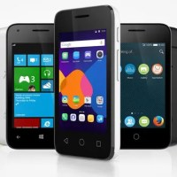 Alcatel announces the Pixi: A bizarre Smartphone that can run Android, Firefox OS and Windows Phone