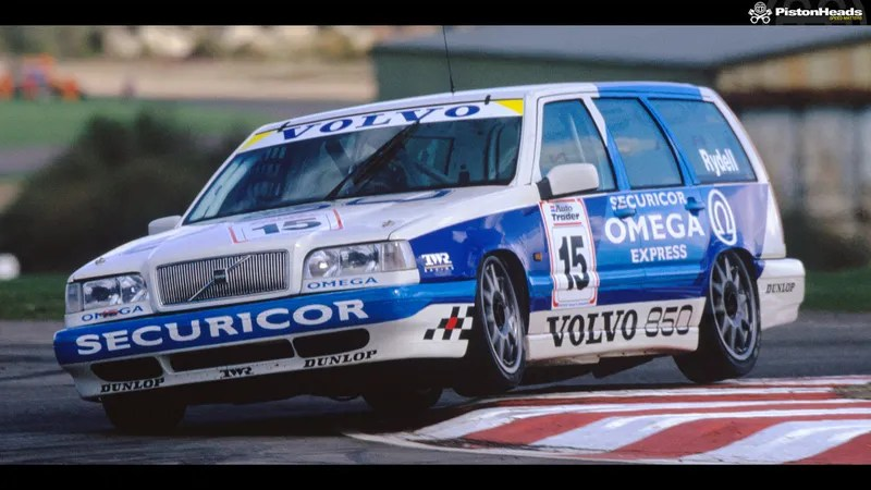 Image result for volvo 850R