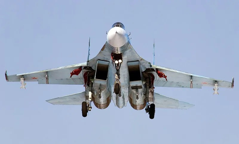 Russian Fighter Jets Are In Syria, Air Force Boss Wants Raptor Base In Europe