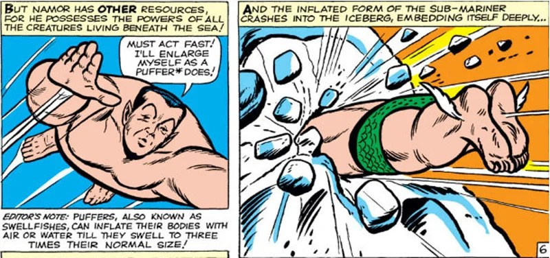 ​In Defense of Namor the Sub-Mariner