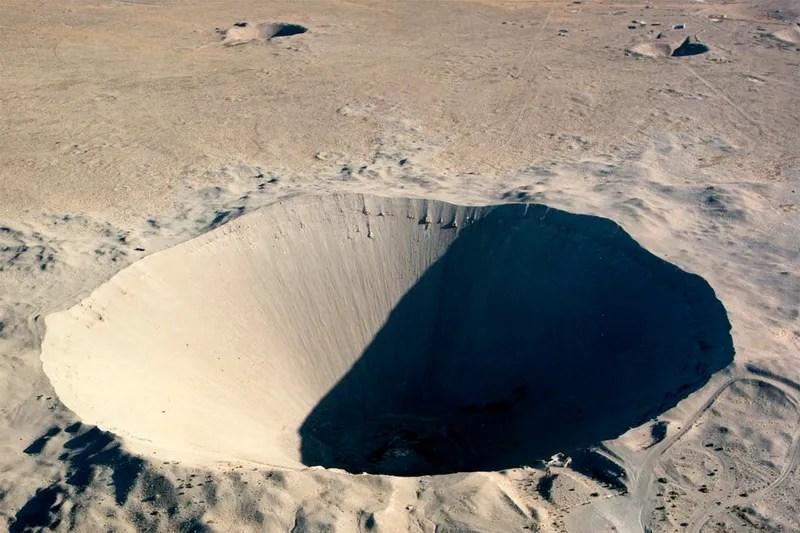 These 21 Enormous Man Made Holes Will Give You Vertigo