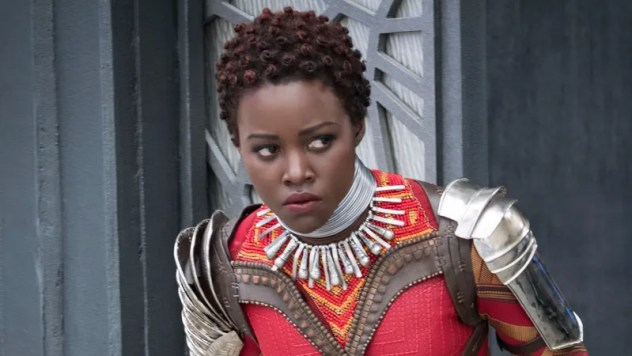 Image result for lupita nyong'o black panther