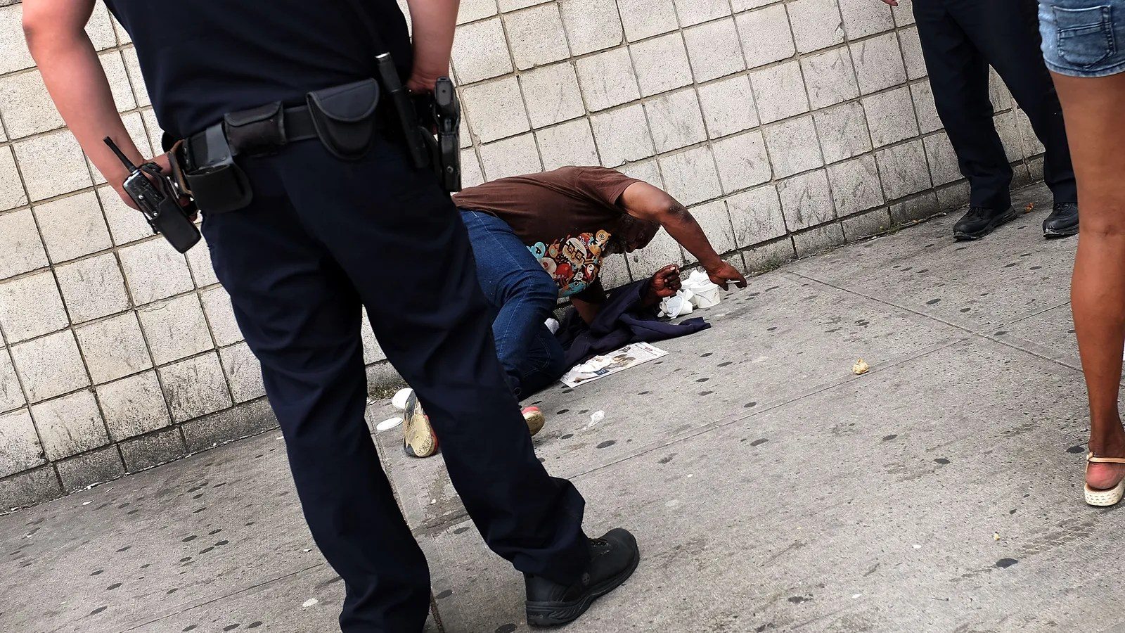 Nypd Tried To Blame High Arrest Rates For Black