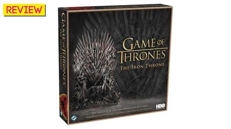Game of Thrones: The Iron Throne: The Kotaku Review