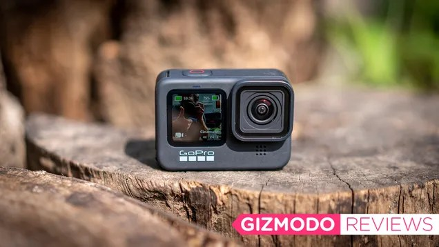 oa6bcmt7excpx8ajg7rm The GoPro Hero9 Is a Little Bigger and a Lot Better in Every Possible Way | Gizmodo