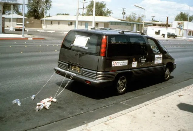 They Drove Cross-Country In An Autonomous Minivan Without GPS. In 1995.