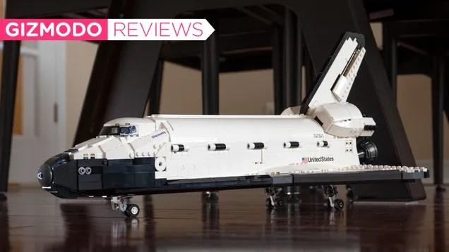 mbezgssqdgvrlz3u8tnb Lego's 2,354-Piece Space Shuttle Discovery Is Worth Every Penny | Gizmodo