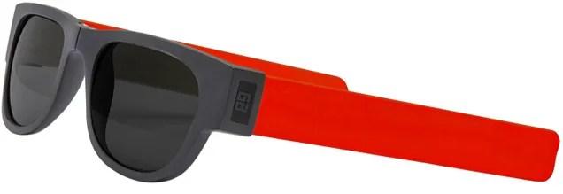 SlapSee Sunglasses Are Like a 90s Slap Bracelet For Your Face