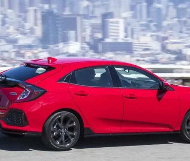 Honda Will Sell You A Civic Hatchback With Three Pedals And A Turbo For Under 21000