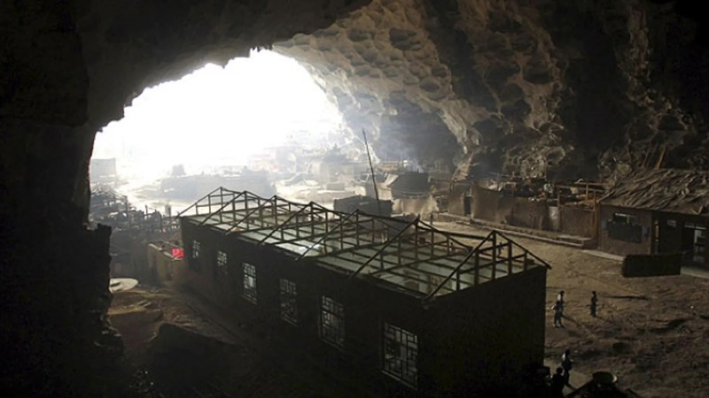 Image result for Dong Zhong: The Cave School, China