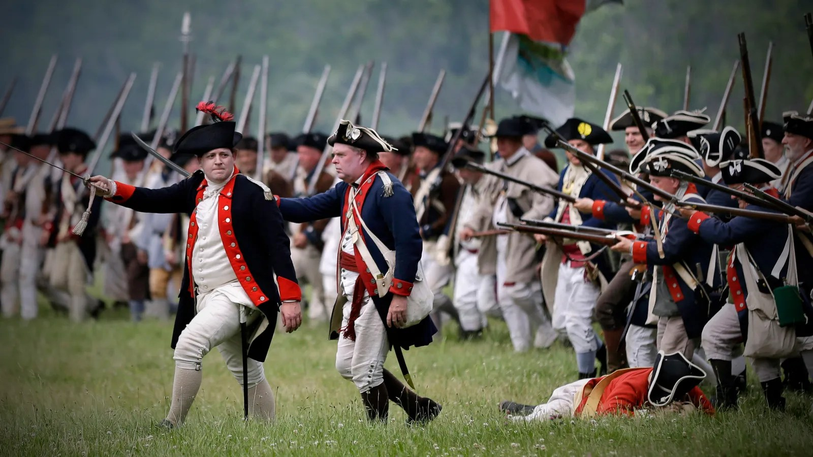 The Revolutionary War By The Numbers