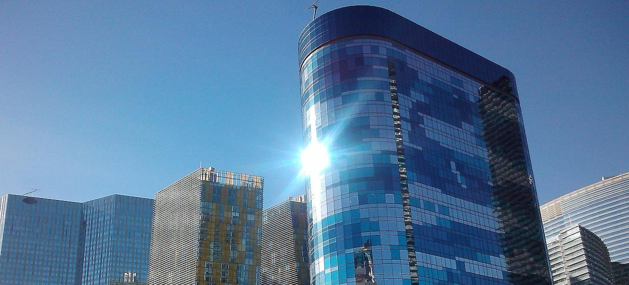 Vegas Is Tearing Down This Empty Hotel That Never Opened