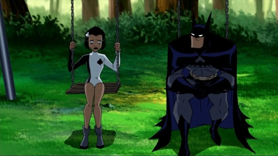 Image result for justice league unlimited batman ace