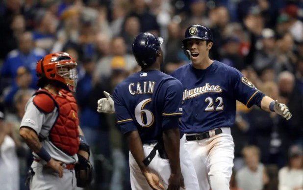 Illustration of the article entitled The Cardinals were foolish enough to launch Christian Yelich again