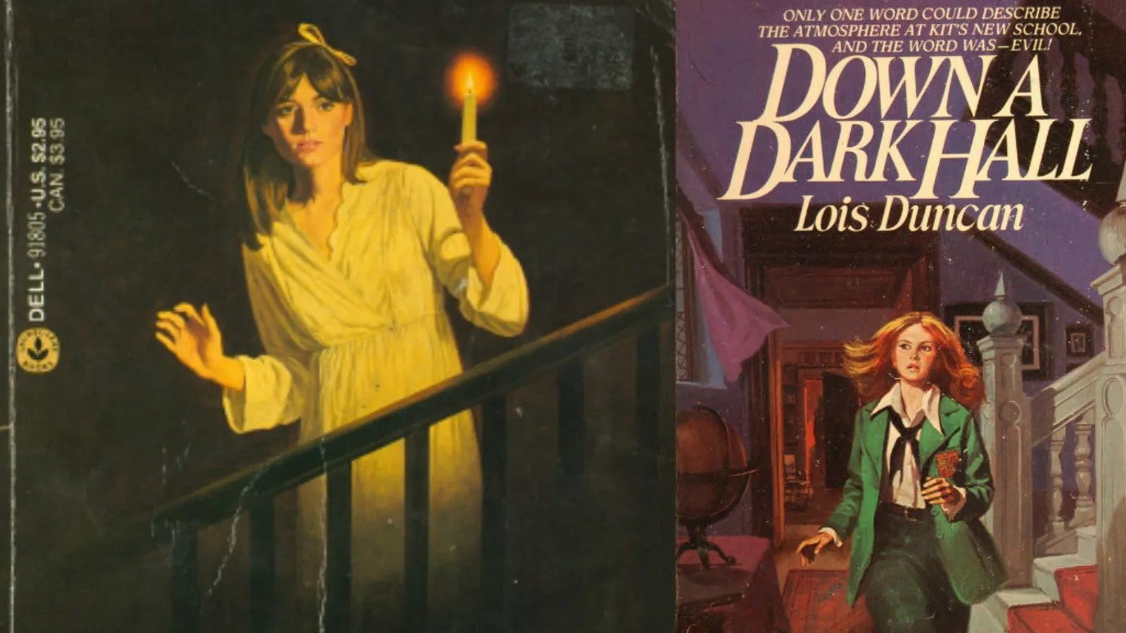 Lois Duncan S Down A Dark Hall Is About The Terror Of