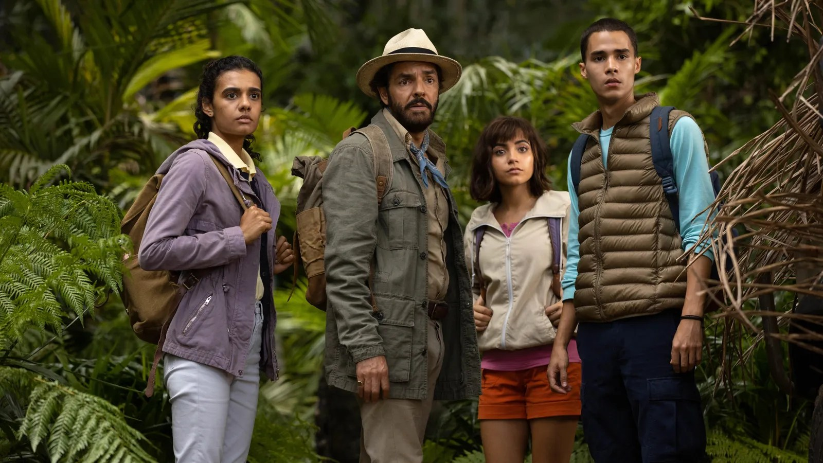 Review Dora The Explorer Grows Up In The Lost City Of Gold