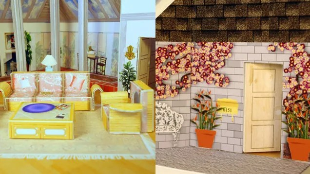 Theres An Awesome Golden Girls Dollhouse For Sale