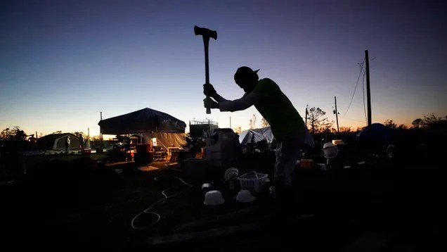 beq7f7tue7yafltopilh The Louisiana City Struck by Two Hurricanes Last Year Is Suffering in This Week's Deep Freeze | Gizmodo