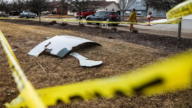 i909b1ida1lqxrfdztnp Check Out the Debris That Rained Down on a Colorado Suburb After a Plane's Engine Exploded | Gizmodo