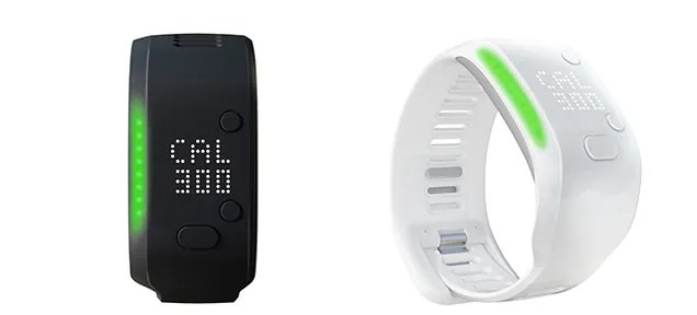 Adidas miCoach Fit Smart Shows How Hard You're Exercising At a Glance