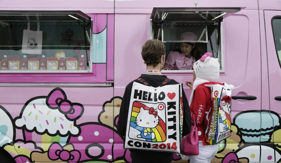 The Hello Kitty Cafe Is Coming To California In 2015