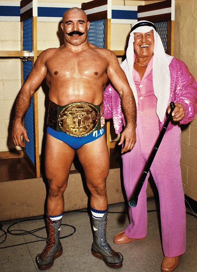 The Iron Sheik S Wrestling Rise Drug Fueled Fall And