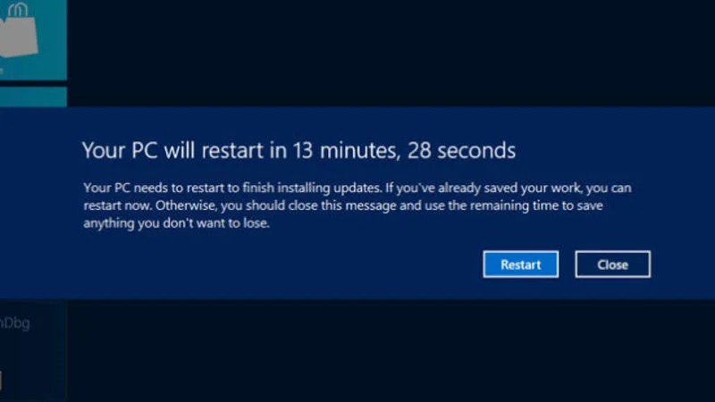 Image result for windows forced update