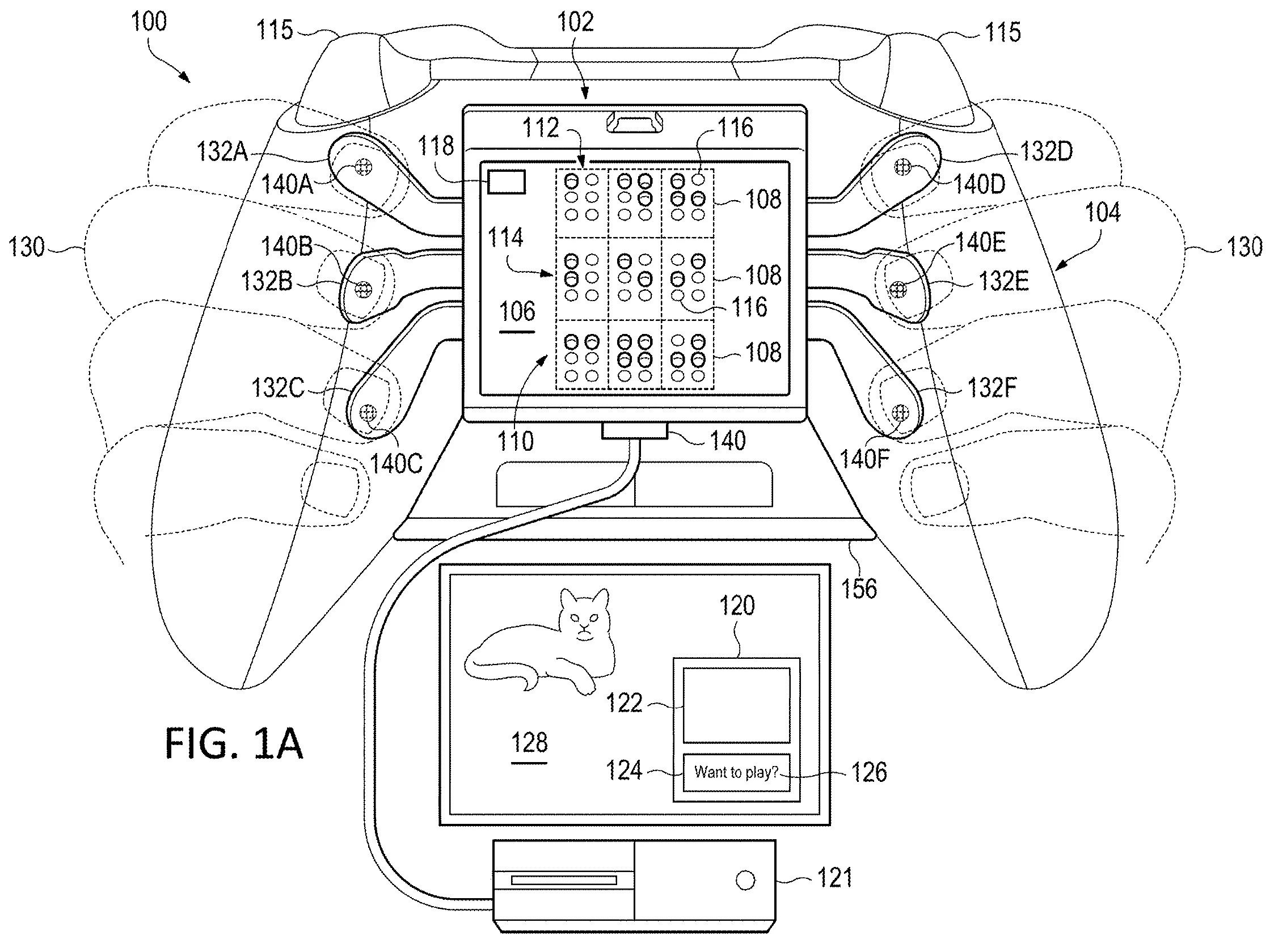 Microsoft Patent Imagines An Xbox Controller Customised