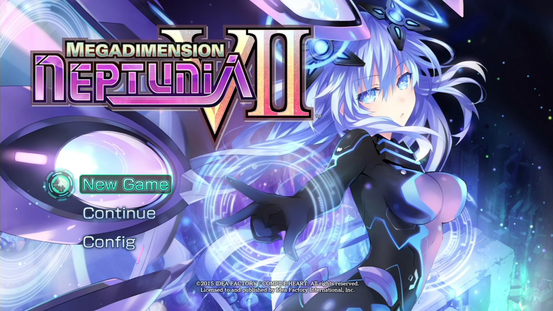 Image result for megadimension neptunia vii