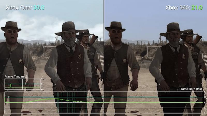 Red Dead Redemption Runs Better On Xbox One Kotaku Australia