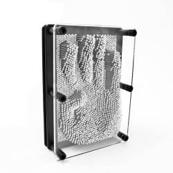 Пин-арт Металлический Большой (20х15 см)