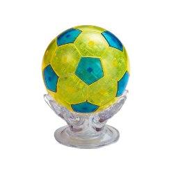 3D Crystal Puzzle «Футбольный мяч»