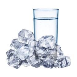 Фокус Лед из воды