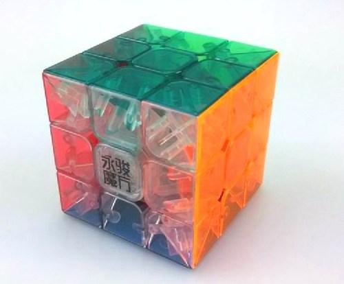 Кубик Рубика 3x3 Yongjun (MoYu) Yulong