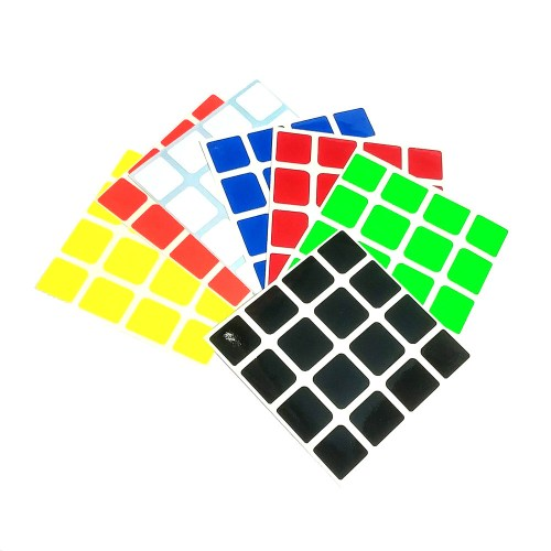 Наклейки на кубик Рубика 4х4