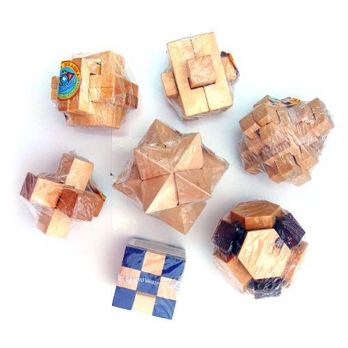 Набор из 7 головоломок