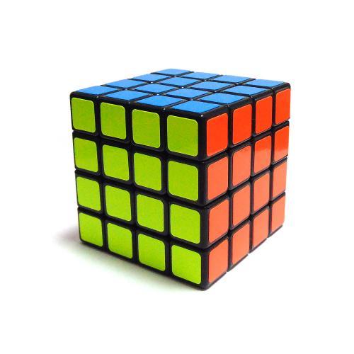 Кубик Рубика 4x4 QiYi MoFangGe QiYuan Чёрный